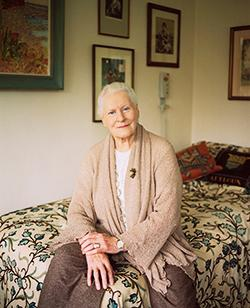 Diana Athill.
