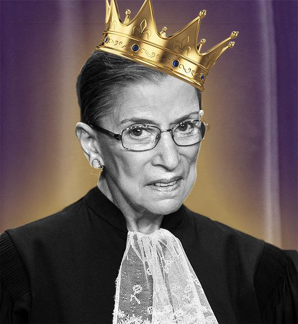 6fc50a66 Notorious R.B.G. history: The origins and meaning of Ruth Bader ...