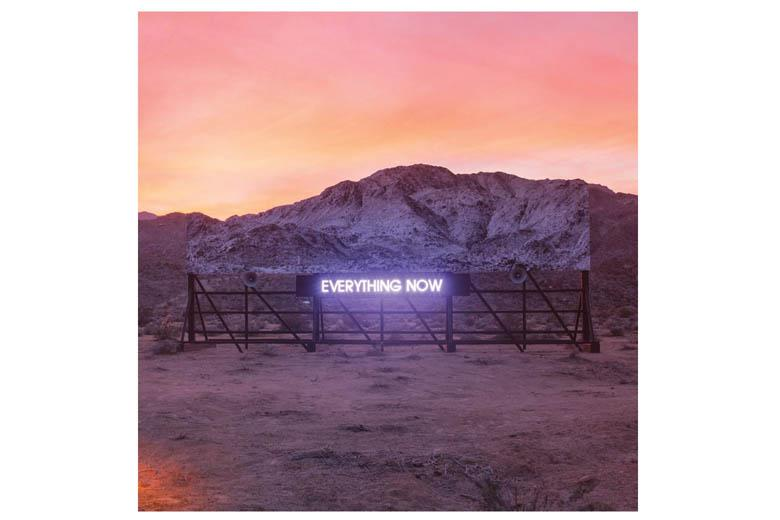 Everything Now cover