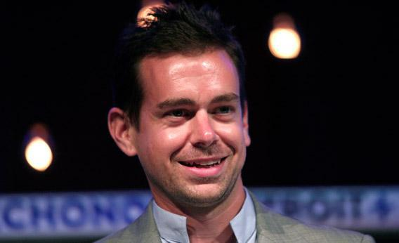 Jack Dorsey, Chairman of Twitter and CEO of Square, speaks at TECHONOMYDETROIT.