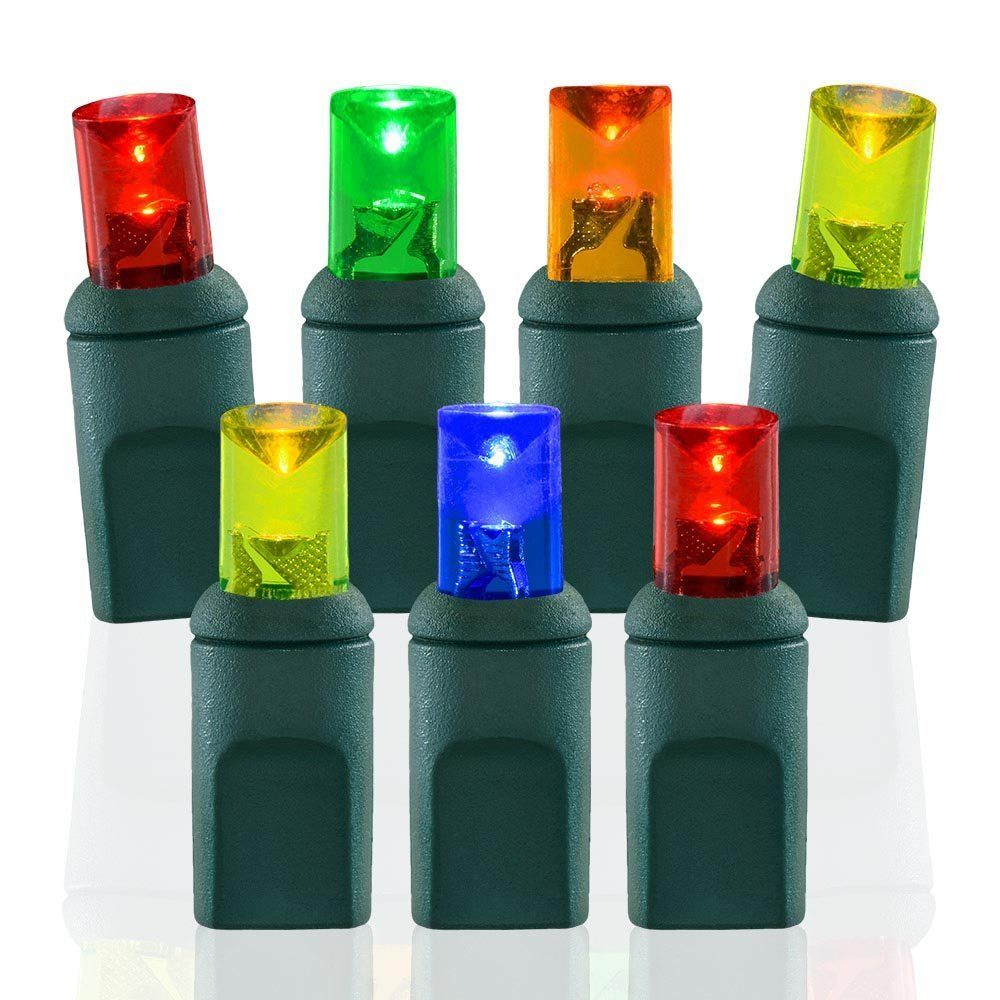 Christmas Lights Etc Wide Angle 5mm LED Lights