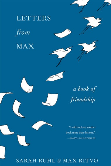 Letters From Max cover