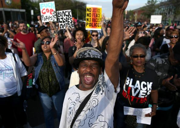 Image result for baltimore rally   2015