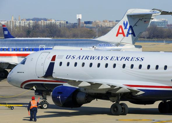 American Airlines, US Airways