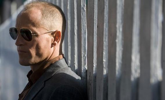 Still of Woody Harrelson in 'Rampart.'