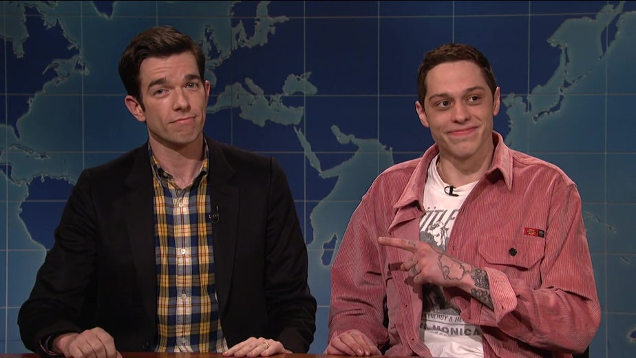 Pete Davidson and John Mulaney Explain Why Clint Eastwood's The Mule Is Completely Bananas