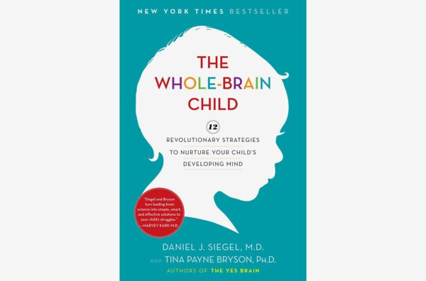 The Whole-Brain Child: 12 Revolutionary Strategies to Nurture Your Child's Developing Mind, by Daniel J. Siegel and Tina Payne Bryson.