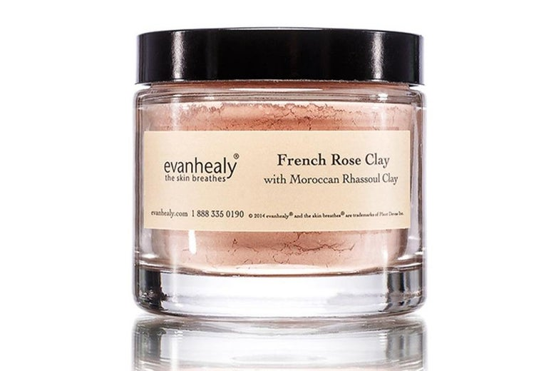 Evan Healy French Rose Clay Mask