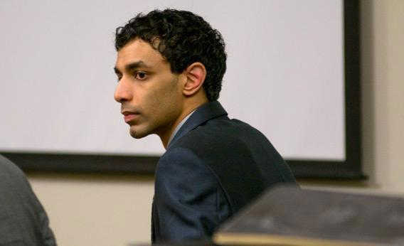 Rutgers University student Dharun Ravi was convicted of bias intimidation after spying on his roommate, Tyler Clementi, during a romantic encounter.