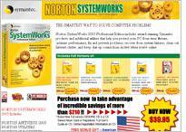 Norton SystemWorks With American Flag Bonus