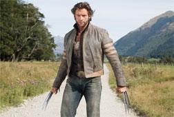 Logan (Hugh Jackman) exposing his adamantium claws and primal fury known as berserker rage. Click image to expand.