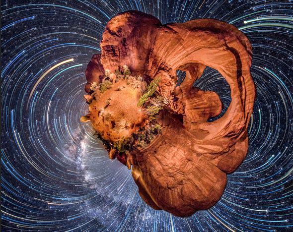 Planetary Panorama
