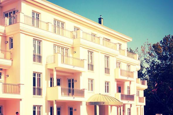 AirBnB apartment.