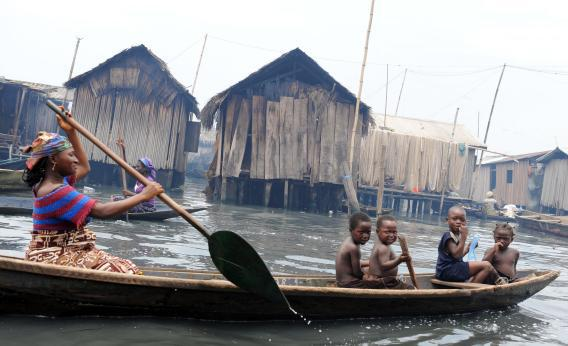 makoko slum