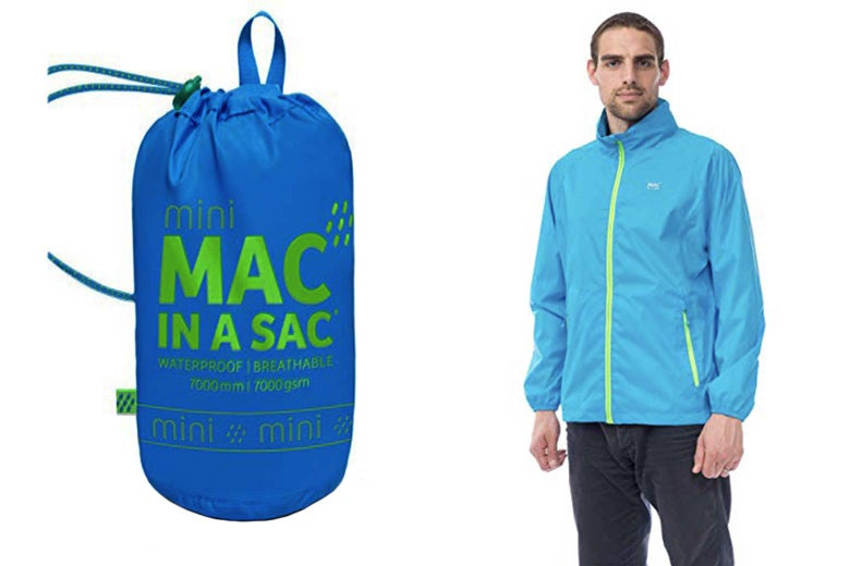 Mac In A Sac Unisex jacket