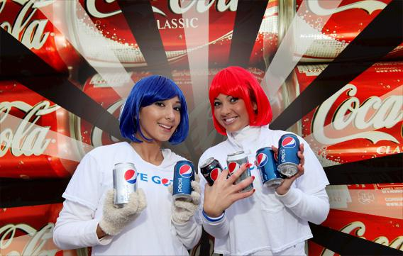 do people prefer coke or pepsi
