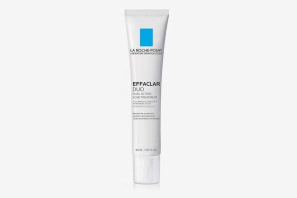 La Roche-Posay Effaclar Duo Acne Treatment Cream With Benzoyl Peroxide