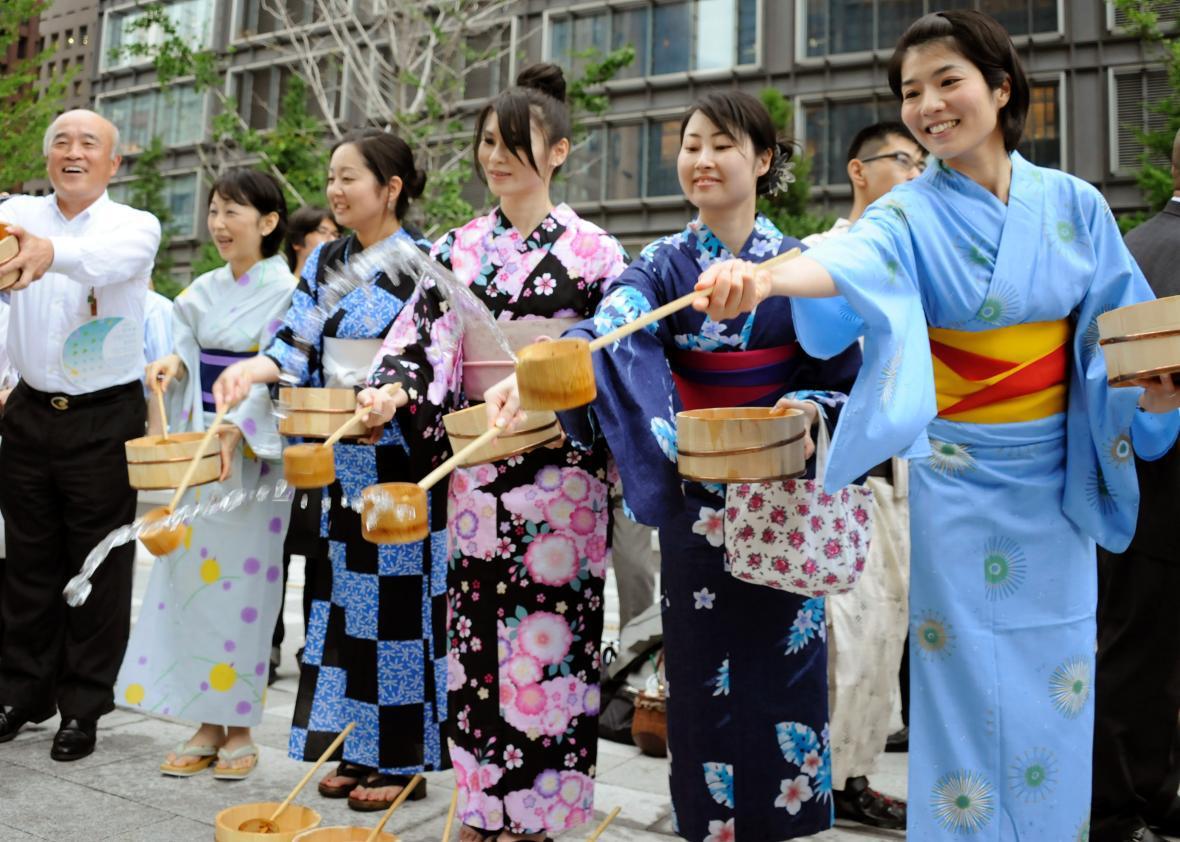 are japanese women loyal