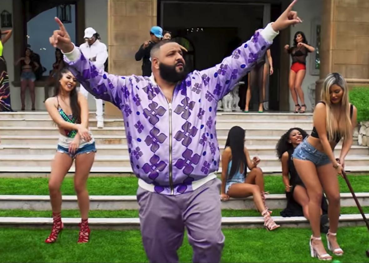 How did DJ Khaled's