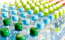 Plastic bottles. Click image to expand.