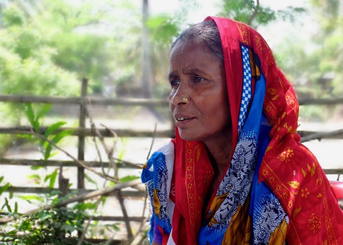 Rokya Bagun in Polder.