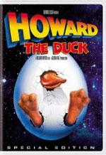 """""""Howard The Duck"""" Special Edition DVD."""