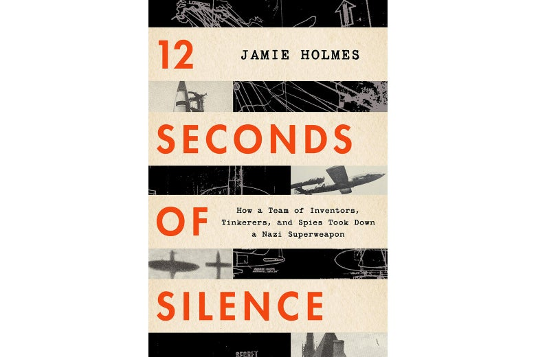 Book cover of 12 Seconds of Silence.