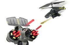 Air Hogs Battle Tracker