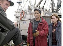 Cliff Curtis in a Traffic detour