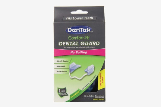 DenTek Comfort-Fit Dental Guard Kit.