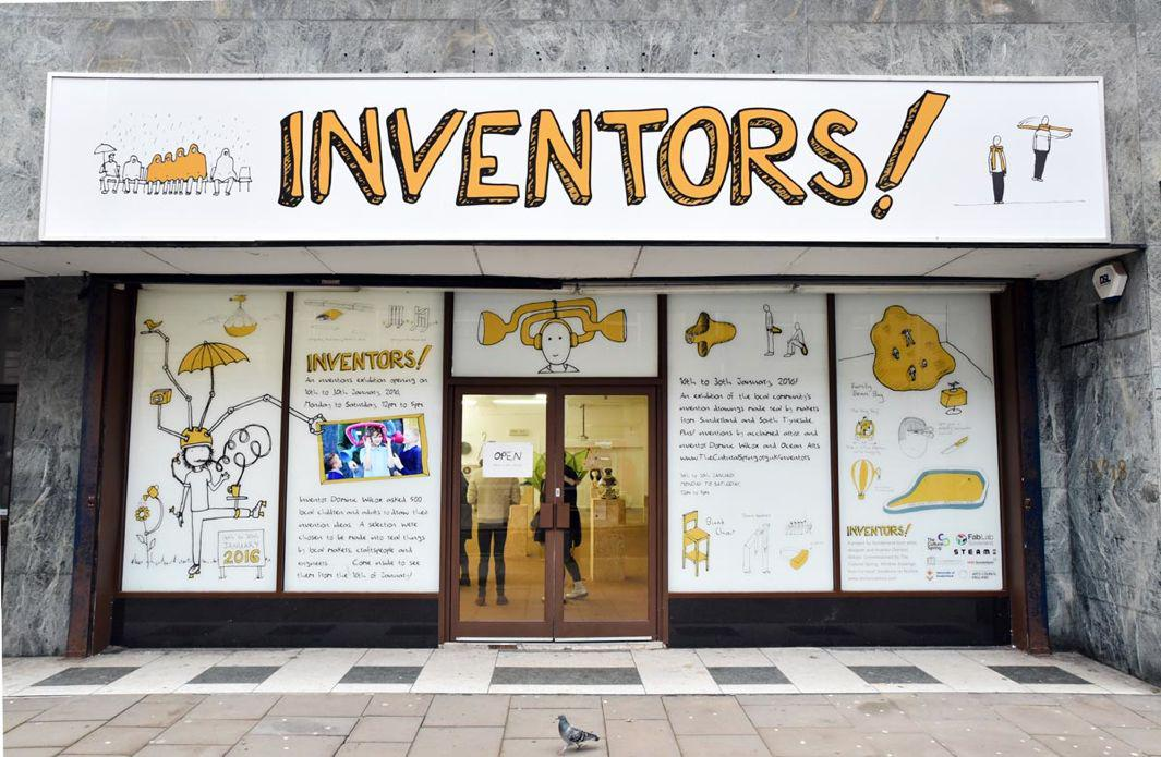 A British Designer Helped Kids Manufacture Their Brilliant Inventions