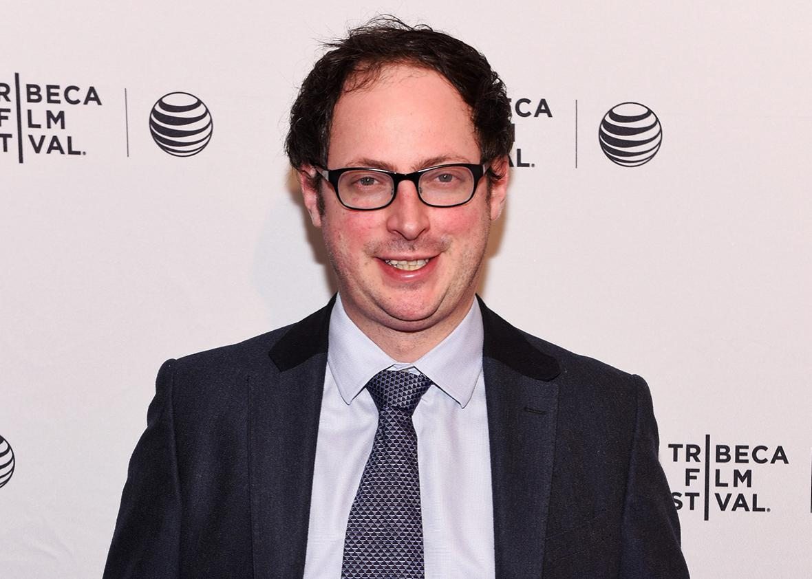 Nate Silver attends Tribeca Talks / ESPN Sports Film Festival: Data Lab for Storytelling during the 2015 Tribeca Film Festival at Spring Studio on April 20, 2015 in New York City.