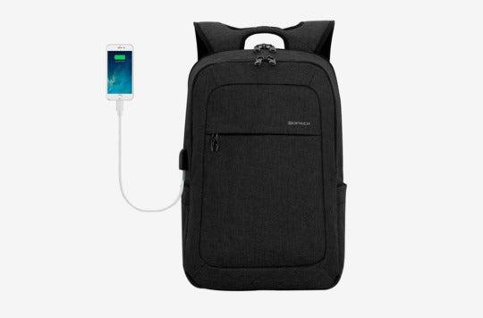 Kopack Slim Business Laptop Backpack.