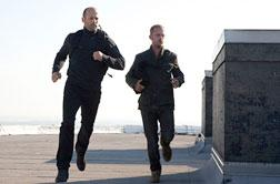 "Still of Ben Foster and Jason Statham in ""The Mechanic."""