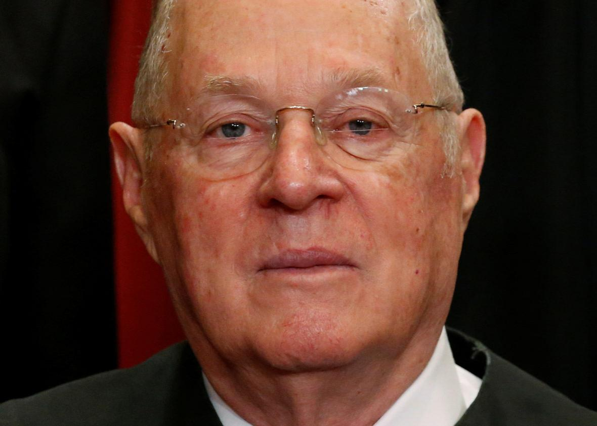 U.S. Justice Anthony Kennedy
