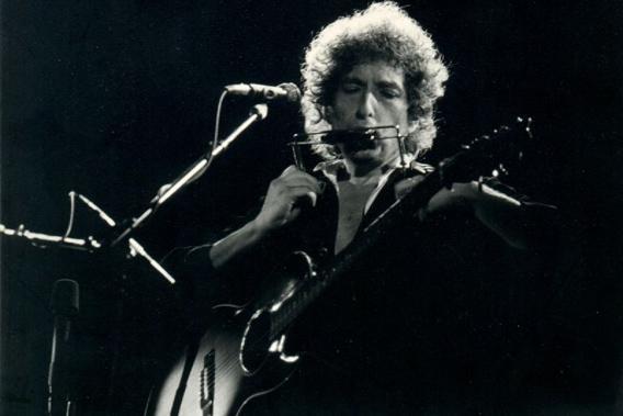 Bob Dylan, September 2008.