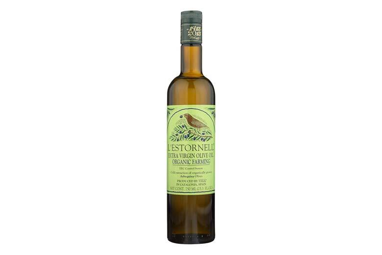 L'Estornell olive oil.