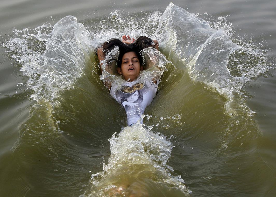INDIA-HEATWAVE/DISASTERS