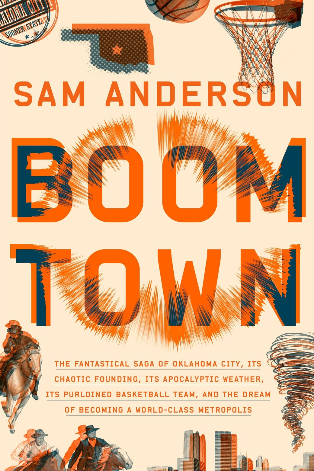 Boom Town book jacket.