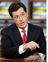 Stephen Colbert. Click image to expand.