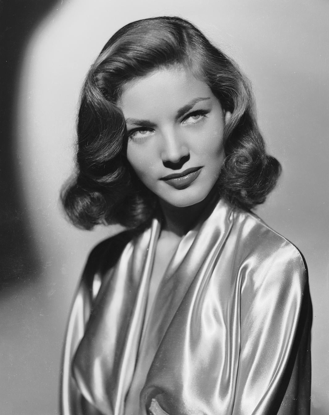 Photos of Lauren Bacall the sultry star of the Hollywoods Golden