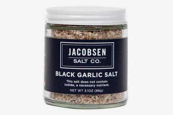Jacobsen Salt Co. Infused Black Garlic Salt