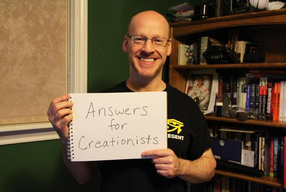 answers for creationists
