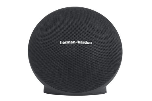 Harman/kardon portable speaker.