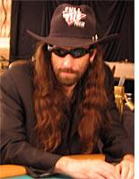 "2000 WSOP champion Chris ""Jesus"" Ferguson"
