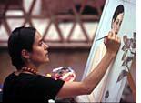 Salma Hyek as Frido Kahlo