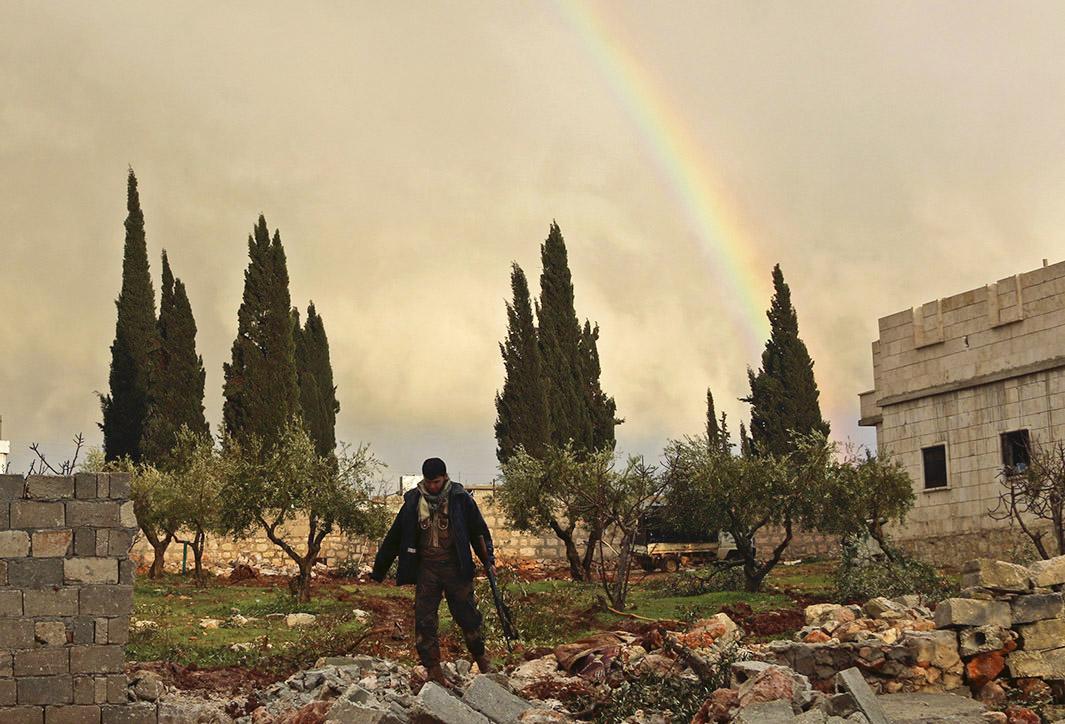 Feb. 18, 2015: Ratian, Syria