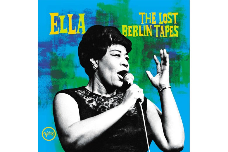The Lost Berlin Tapes album cover