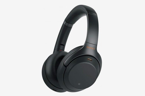 Sony Noise-Canceling Headphones WH1000XM3
