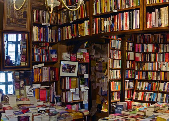 Shakespeare & Co., Paris, France